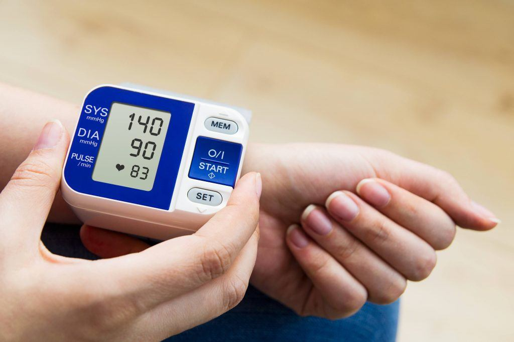 ingefær mod forhøjet blodtryk