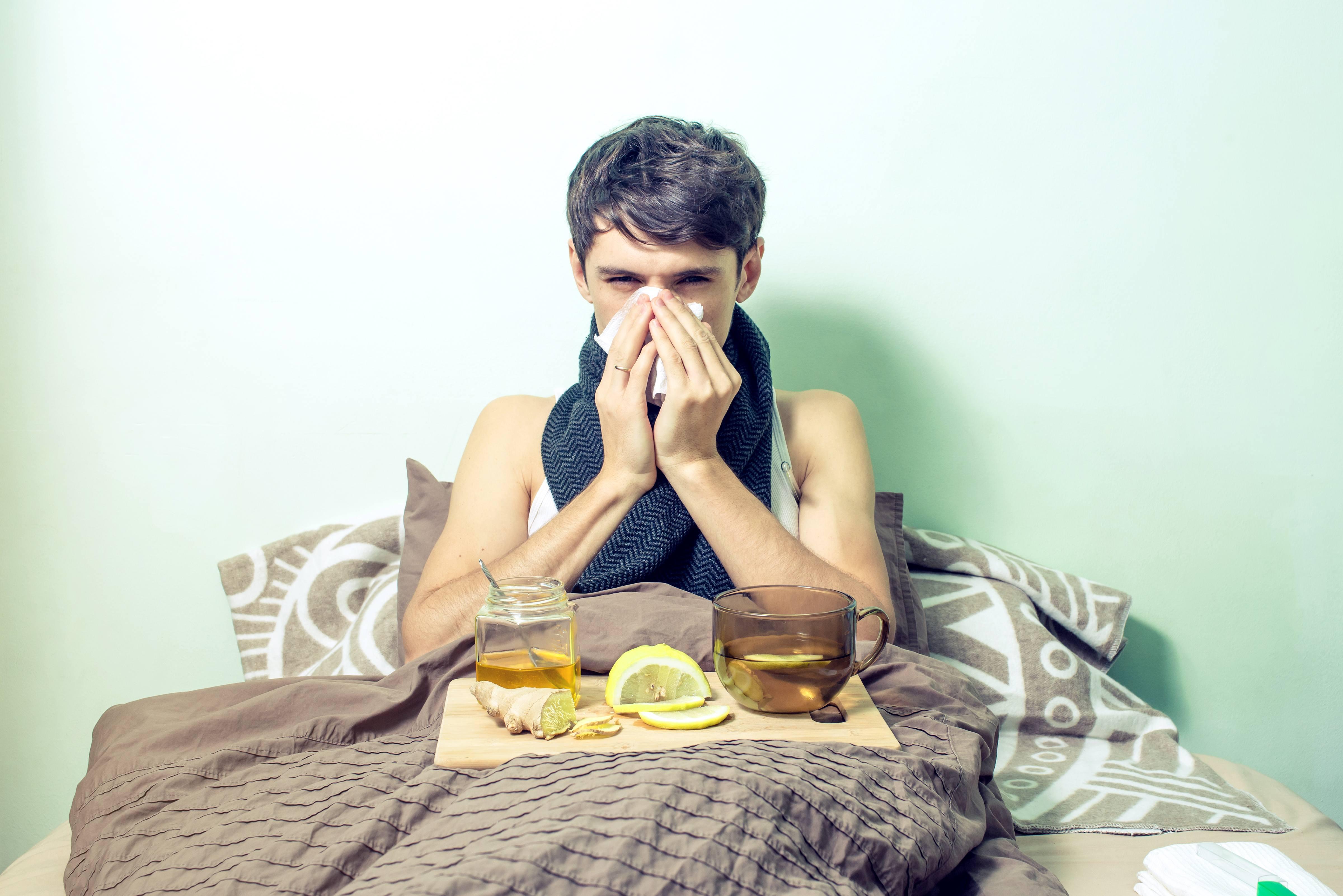 ingefær mod forkølelse